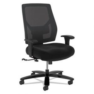 HON Velocity 450 lb Big & Tall Task Chair with Mesh Back & Lumbar Support