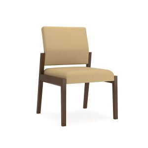 Lesro Brooklyn® Armless Guest Chair