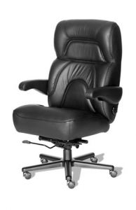 Husky Office® Elite Series 24 Hour 500 LB Big & Tall Office Chair - The President