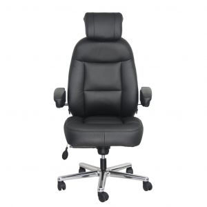 Iron Horse 410S Intensive Use 400 LB 24/7 Heavy Duty Office Chair with Seat Slider - IH-410S