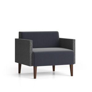 Lesro Luxe® 750 LB Big & Tall Bariatric Guest Chair