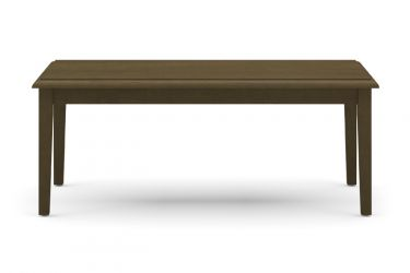 Lesro Lenox Wood® Solid Lenox Wood Coffee Table