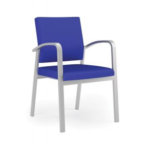 Lesro Newport® 300 LB Steel Guest Chair