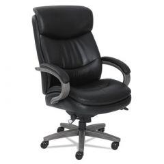 LA-Z-BOY 400 lb Capacity Big & Tall Executive Chair with ComfortCore Memory Foam Seat