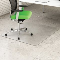 Big & Tall Eco-Friendly Hard Floor Chair Mat