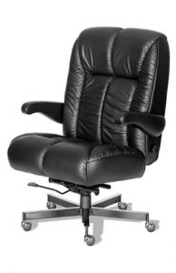 Husky Office® Elite Series 24 Hour 500 LB Big & Tall Office Chair - The Monarch