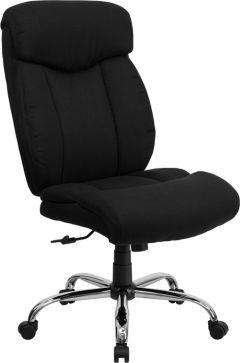 Husky Office® Ares Series 400 LB Capacity Big & Tall Executive Swivel Chair