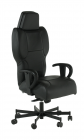 Concept Seating High Back 550 LB 24/7 Multi-Shift Heavy Use Office Chair - Model 3142R1