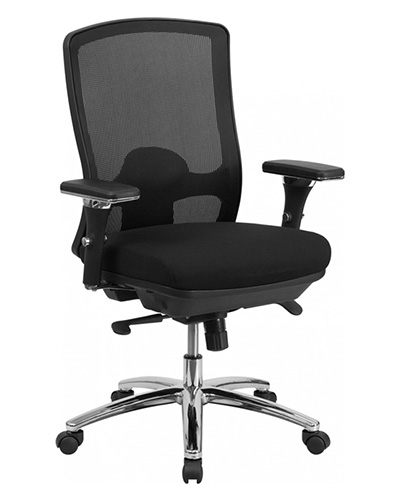 Huskyoffice big and tall task chair example